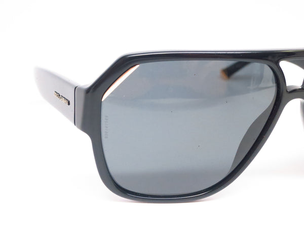 Dolce & Gabbana DG 4138 501/87 Shiny Black Sunglasses - Eye Heart Shades - Dolce & Gabbana - Sunglasses - 3