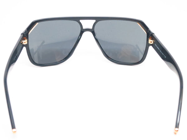 Dolce & Gabbana DG 4138 501/87 Shiny Black Sunglasses - Eye Heart Shades - Dolce & Gabbana - Sunglasses - 8