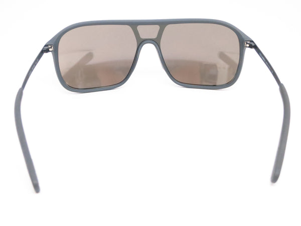 Dolce & Gabbana DG 6083 2651/6G Grey Rubber Sunglasses - Eye Heart Shades - Dolce & Gabbana - Sunglasses - 10