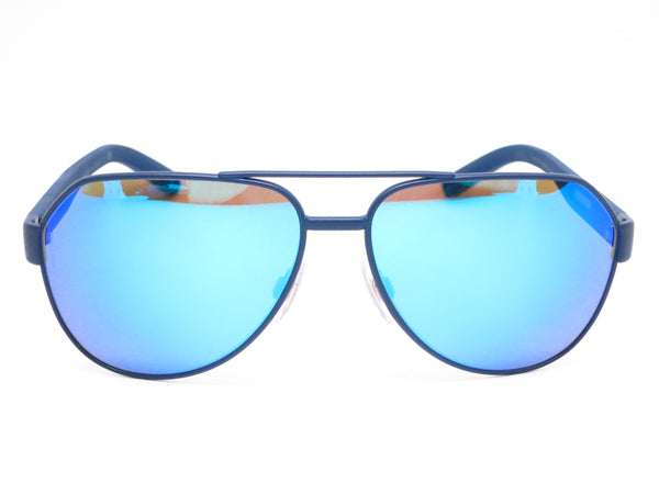 Dolce & Gabbana DG 2149 1273/25 Blue Rubber Sunglasses - Eye Heart Shades - Dolce & Gabbana - Sunglasses - 2