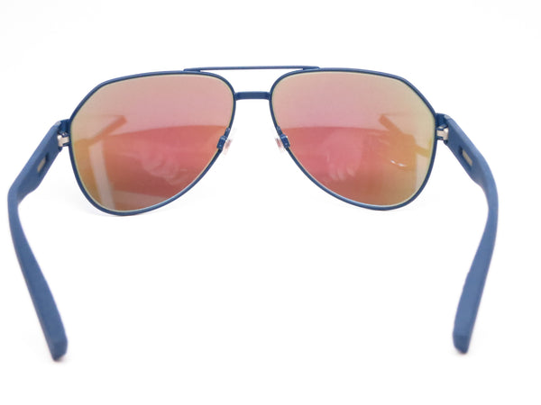 Dolce & Gabbana DG 2149 1273/25 Blue Rubber Sunglasses - Eye Heart Shades - Dolce & Gabbana - Sunglasses - 7