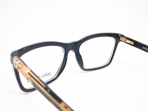 Dolce & Gabbana DG 3220 Crystal on Black 2917 Eyeglasses - Eye Heart Shades - Dolce & Gabbana - Eyeglasses - 6