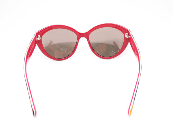 Dolce & Gabbana DG 4239 2893/6G Top Havana on Red Sunglasses - Eye Heart Shades - Dolce & Gabbana - Sunglasses - 7