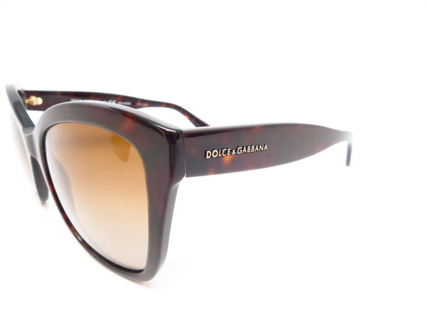 Dolce & Gabbana DG 4240 502/T5 Havana Polarized Sunglasses - Eye Heart Shades - Dolce & Gabbana - Sunglasses - 3