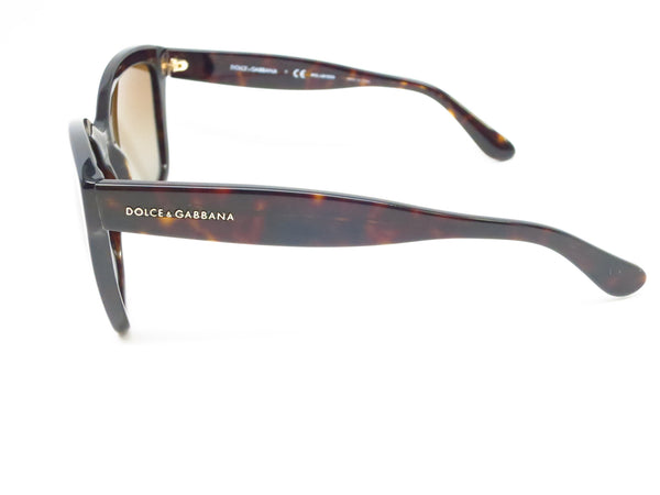 Dolce & Gabbana DG 4240 502/T5 Havana Polarized Sunglasses - Eye Heart Shades - Dolce & Gabbana - Sunglasses - 5