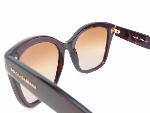 Dolce & Gabbana DG 4240 502/T5 Havana Polarized Sunglasses - Eye Heart Shades - Dolce & Gabbana - Sunglasses - 6