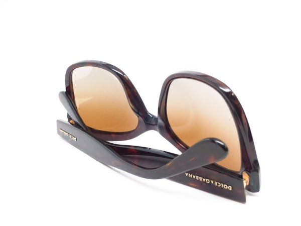 Dolce & Gabbana DG 4240 502/T5 Havana Polarized Sunglasses - Eye Heart Shades - Dolce & Gabbana - Sunglasses - 8