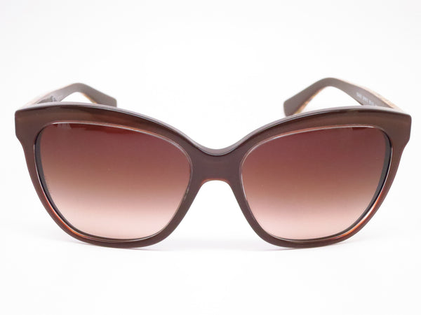 Dolce & Gabbana DG 4251 2918/13 Crystal on Brown Sunglasses - Eye Heart Shades - Dolce & Gabbana - Sunglasses - 2