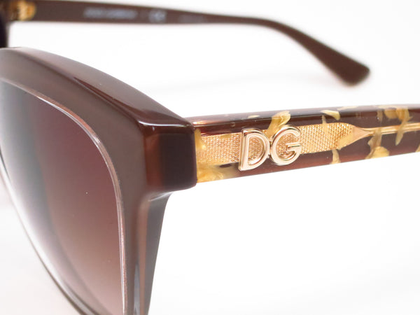 Dolce & Gabbana DG 4251 2918/13 Crystal on Brown Sunglasses - Eye Heart Shades - Dolce & Gabbana - Sunglasses - 3