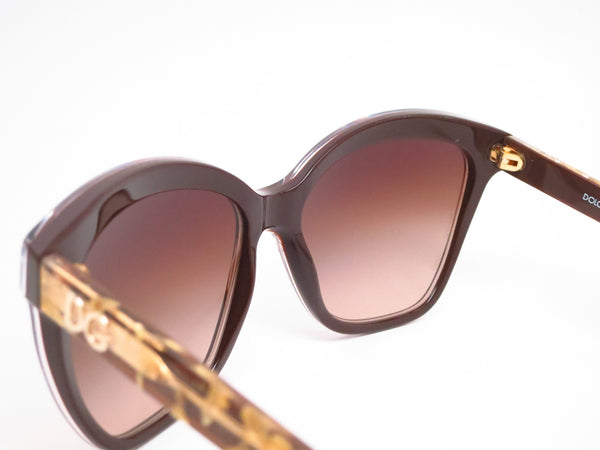 Dolce & Gabbana DG 4251 2918/13 Crystal on Brown Sunglasses - Eye Heart Shades - Dolce & Gabbana - Sunglasses - 6