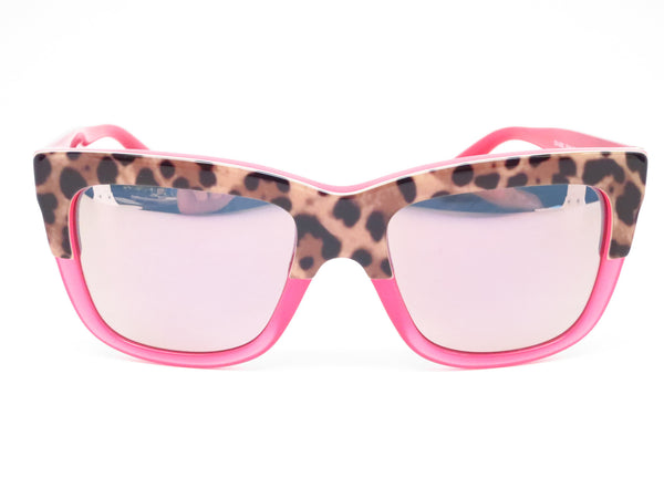 Dolce & Gabbana DG 4262 2949/5R Print Leo on Opal Rasberry Sunglasses - Eye Heart Shades - Dolce & Gabbana - Sunglasses - 2