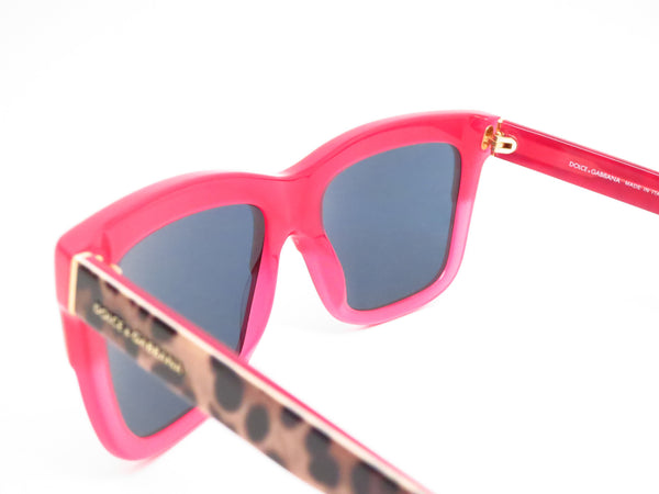 Dolce & Gabbana DG 4262 2949/5R Print Leo on Opal Rasberry Sunglasses - Eye Heart Shades - Dolce & Gabbana - Sunglasses - 6