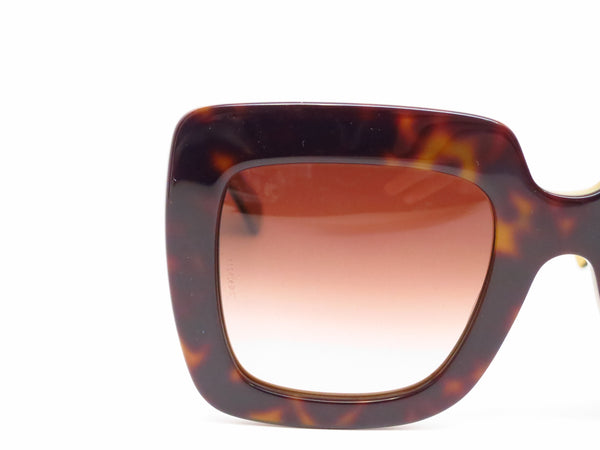Dolce & Gabbana DG 4263 2956/13 Top Havana on Gold Sunglasses - Eye Heart Shades - Dolce & Gabbana - Sunglasses - 4