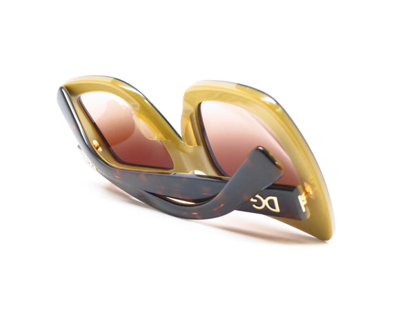 Dolce & Gabbana DG 4263 2956/13 Top Havana on Gold Sunglasses - Eye Heart Shades - Dolce & Gabbana - Sunglasses - 9