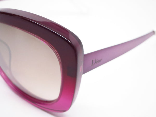 Dior Extase 2 KWTNQ Violet Transparent Sunglasses - Eye Heart Shades - Dior - Sunglasses - 3