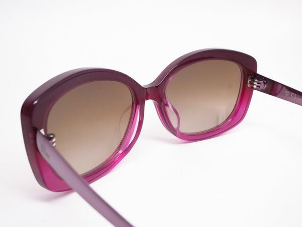 Dior Extase 2 KWTNQ Violet Transparent Sunglasses - Eye Heart Shades - Dior - Sunglasses - 6