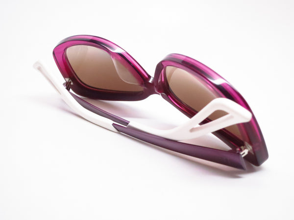 Dior Extase 2 KWTNQ Violet Transparent Sunglasses - Eye Heart Shades - Dior - Sunglasses - 8