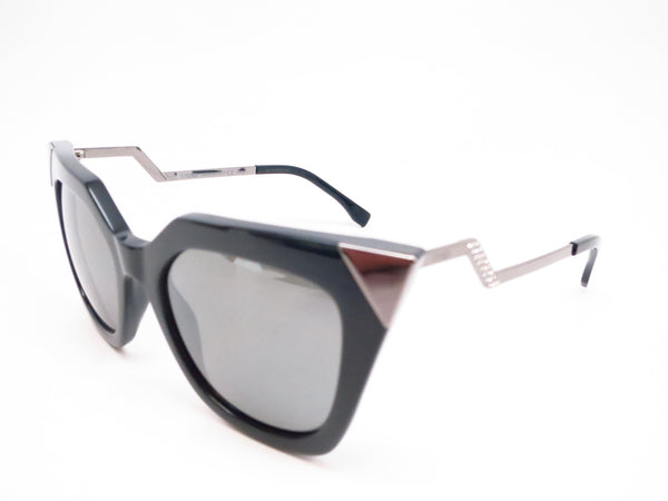 Fendi FF 0060/S KKL/SF Black Sunglasses - Eye Heart Shades - Fendi - Sunglasses - 1