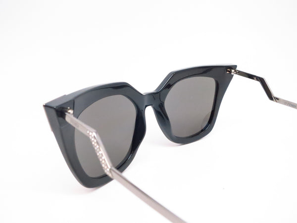 Fendi FF 0060/S KKL/SF Black Sunglasses - Eye Heart Shades - Fendi - Sunglasses - 6