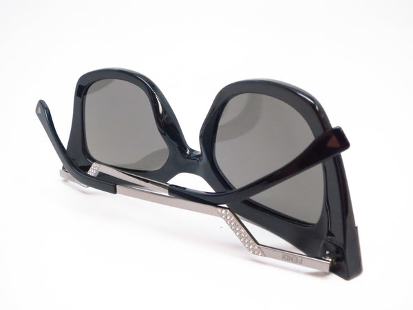 Fendi FF 0060/S KKL/SF Black Sunglasses - Eye Heart Shades - Fendi - Sunglasses - 8