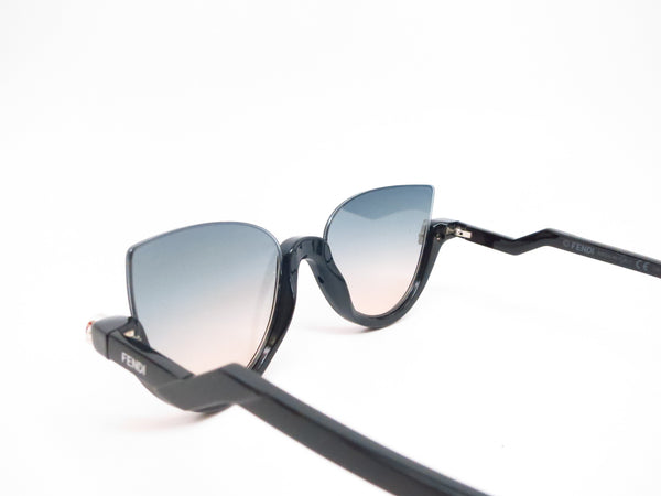 Fendi FF 138 29A/IE Shiny Black Sunglasses 0138 - Eye Heart Shades - Fendi - Sunglasses - 6