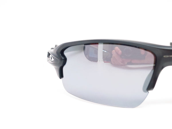 Oakley Flak 2.0 OO9295-01 Matte Black Sunglasses - Eye Heart Shades - Oakley - Sunglasses - 4