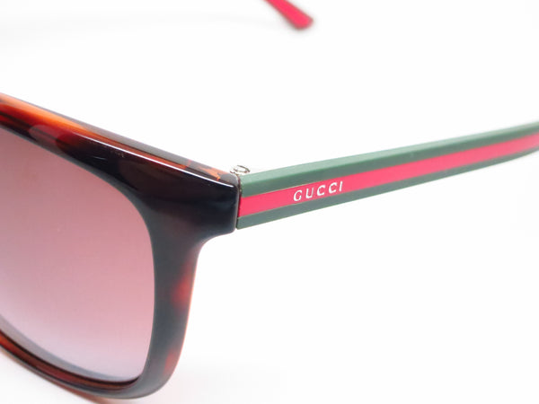 Gucci GG 1055/S 0VYTF Havana Sunglasses - Eye Heart Shades - Gucci - Sunglasses - 3