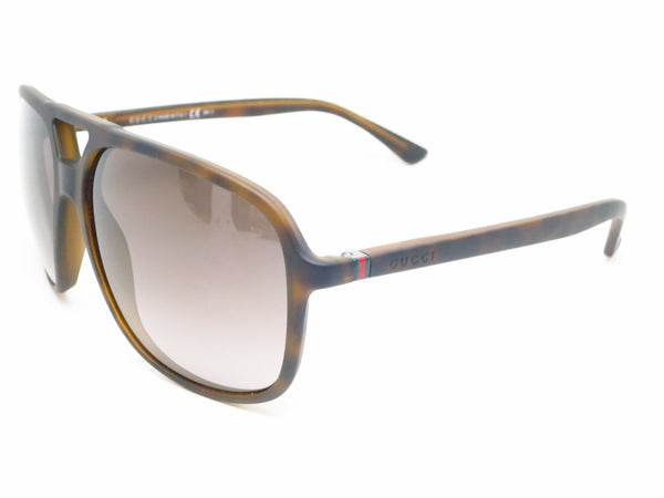Gucci GG 1091/S DWJHA Havana Sunglasses - Eye Heart Shades - Gucci - Sunglasses - 1