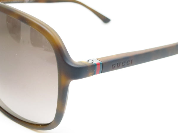 Gucci GG 1091/S DWJHA Havana Sunglasses - Eye Heart Shades - Gucci - Sunglasses - 3
