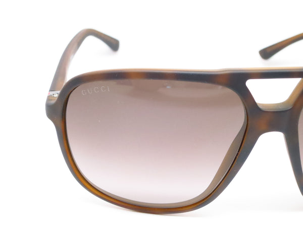 Gucci GG 1091/S DWJHA Havana Sunglasses - Eye Heart Shades - Gucci - Sunglasses - 4