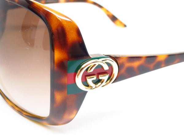 Gucci GG 3166/S OD9CC Tortoise Sunglasses - Eye Heart Shades - Gucci - Sunglasses - 3