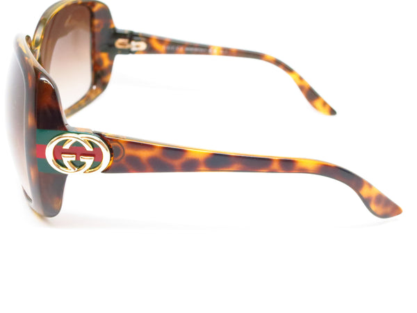 Gucci GG 3166/S OD9CC Tortoise Sunglasses - Eye Heart Shades - Gucci - Sunglasses - 5