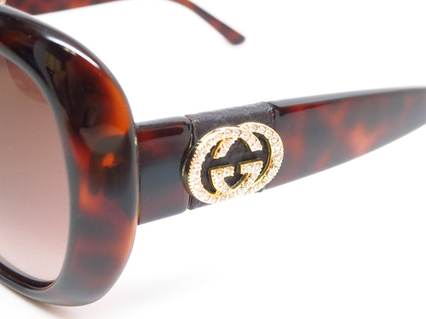 Gucci GG 3644/N/S DWJHA Havana Sunglasses - Eye Heart Shades - Gucci - Sunglasses - 3