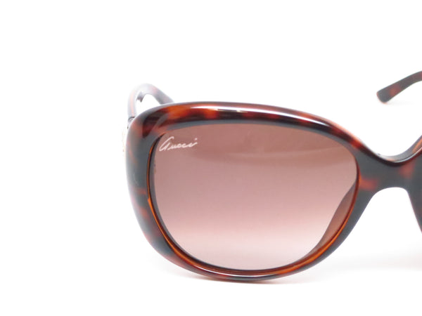 Gucci GG 3644/N/S DWJHA Havana Sunglasses - Eye Heart Shades - Gucci - Sunglasses - 4
