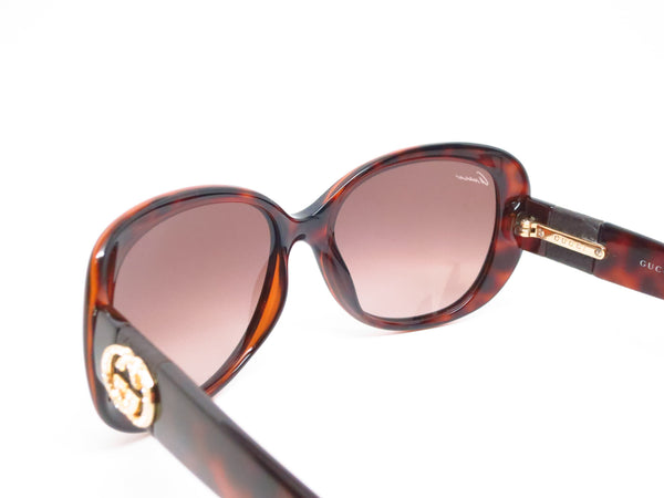 Gucci GG 3644/N/S DWJHA Havana Sunglasses - Eye Heart Shades - Gucci - Sunglasses - 6