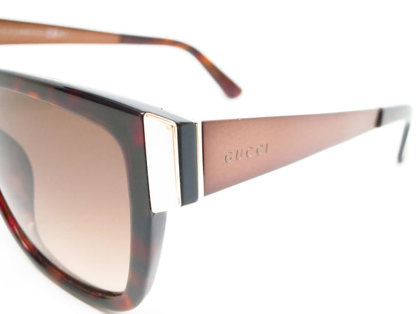 Gucci GG 3718/S IJPCC Havana Sunglasses - Eye Heart Shades - Gucci - Sunglasses - 3