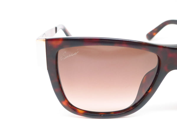 Gucci GG 3718/S IJPCC Havana Sunglasses - Eye Heart Shades - Gucci - Sunglasses - 4