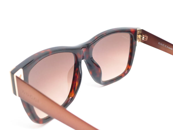 Gucci GG 3718/S IJPCC Havana Sunglasses - Eye Heart Shades - Gucci - Sunglasses - 6