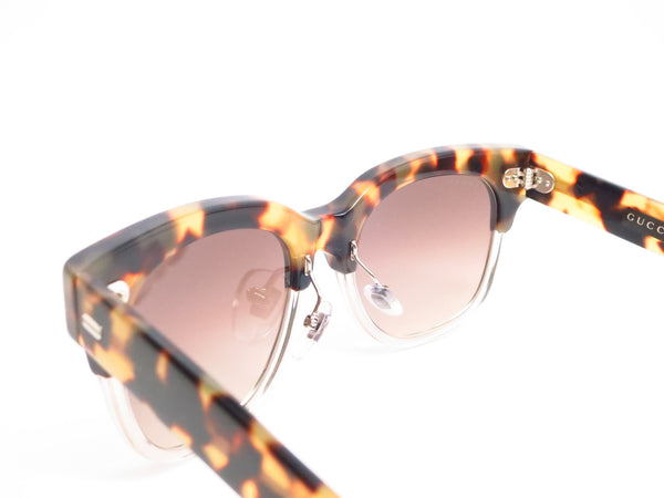 Gucci GG 3744/S 3MQCC Spotted Havana Sunglasses - Eye Heart Shades - Gucci - Sunglasses - 6