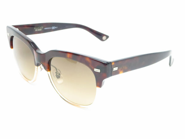 Gucci GG 3744/S X9QED Brown Havana Beige Sunglasses - Eye Heart Shades - Gucci - Sunglasses - 1