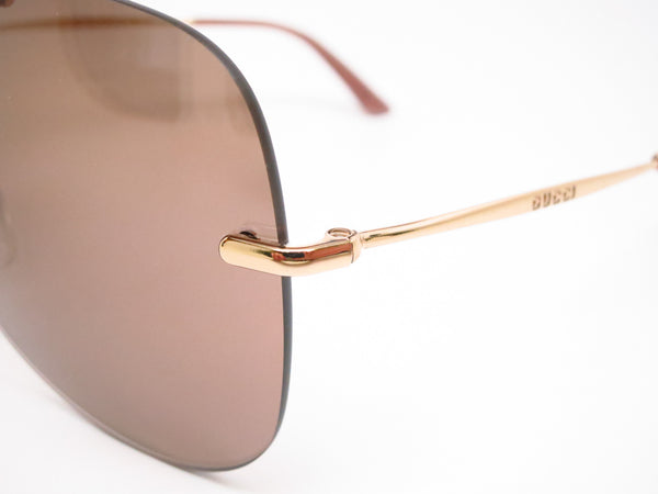 Gucci GG 4262/S J5GXS Gold Sunglasses - Eye Heart Shades - Gucci - Sunglasses - 3