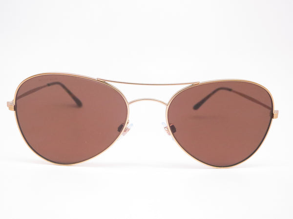 Giorgio Armani AR 6035 3002/73 Matte Pale Gold Sunglasses - Eye Heart Shades - Giorgio Armani - Sunglasses - 2