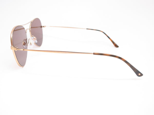 Giorgio Armani AR 6035 3002/73 Matte Pale Gold Sunglasses - Eye Heart Shades - Giorgio Armani - Sunglasses - 5