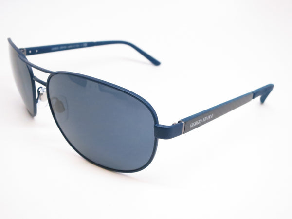 Giorgio Armani AR 6036 3137/87 Blue Rubber Sunglasses - Eye Heart Shades - Giorgio Armani - Sunglasses - 1