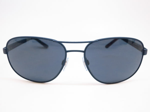Giorgio Armani AR 6036 3137/87 Blue Rubber Sunglasses - Eye Heart Shades - Giorgio Armani - Sunglasses - 2