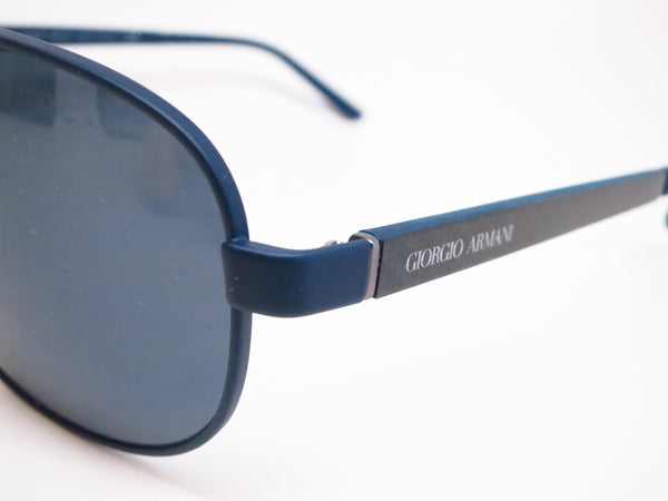 Giorgio Armani AR 6036 3137/87 Blue Rubber Sunglasses - Eye Heart Shades - Giorgio Armani - Sunglasses - 3