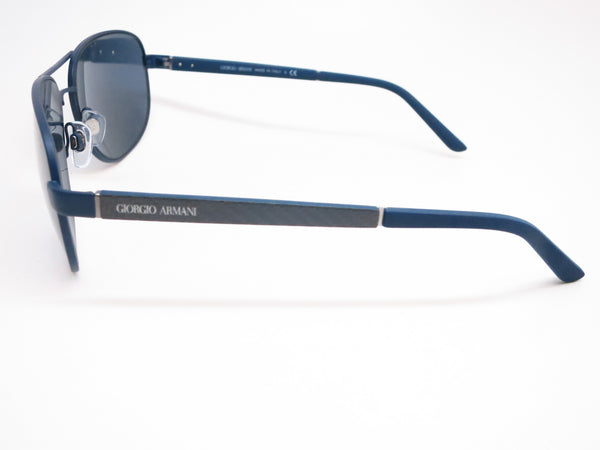 Giorgio Armani AR 6036 3137/87 Blue Rubber Sunglasses - Eye Heart Shades - Giorgio Armani - Sunglasses - 5