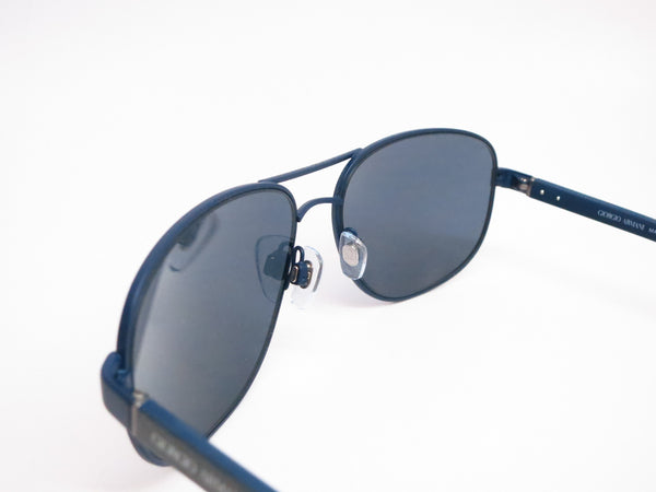 Giorgio Armani AR 6036 3137/87 Blue Rubber Sunglasses - Eye Heart Shades - Giorgio Armani - Sunglasses - 6