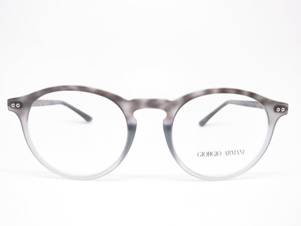 Giorgio Armani AR 7040 5312 Gradient Havana on Grey Eyeglasses - Eye Heart Shades - Giorgio Armani - Eyeglasses - 2