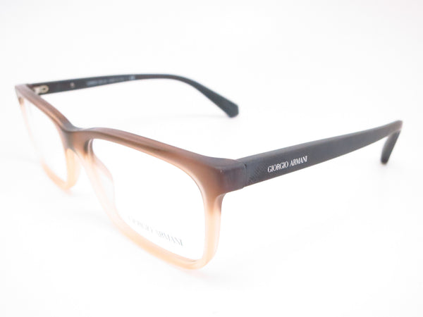 Giorgio Armani AR 7092 5444 Matte Brown Gradient Eyeglasses - Eye Heart Shades - Giorgio Armani - Eyeglasses - 1